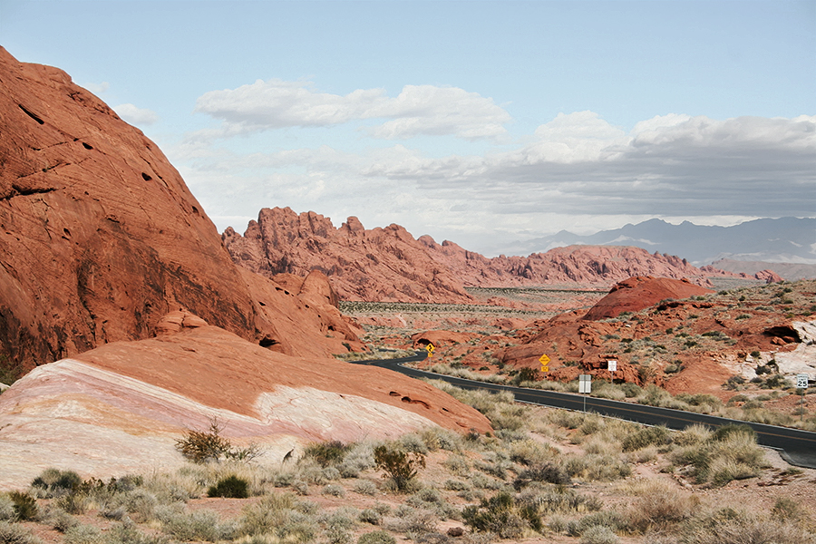 Valley of Fire - Nevada - USA