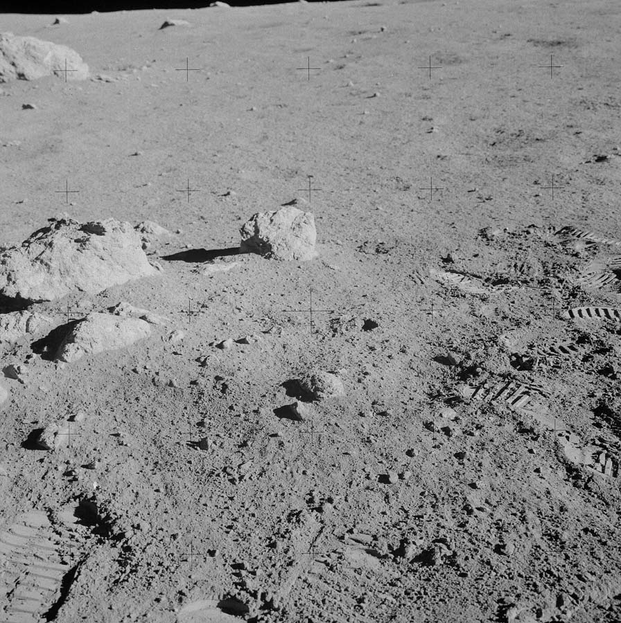 Photo mission Apollo 14 NASA